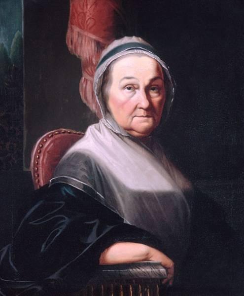 Mrs Benjamin Simons